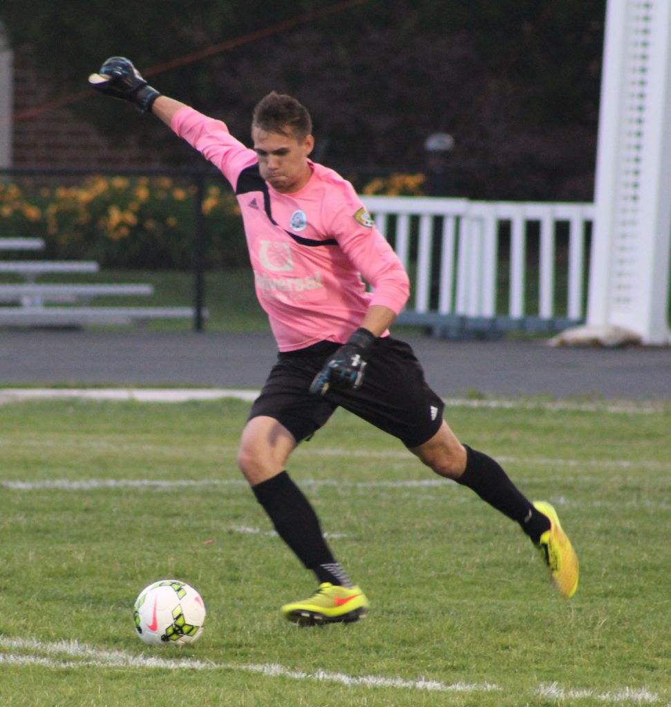 Tim Dobrowolski Ocean City Noreasters PDL Soccer New Jersey