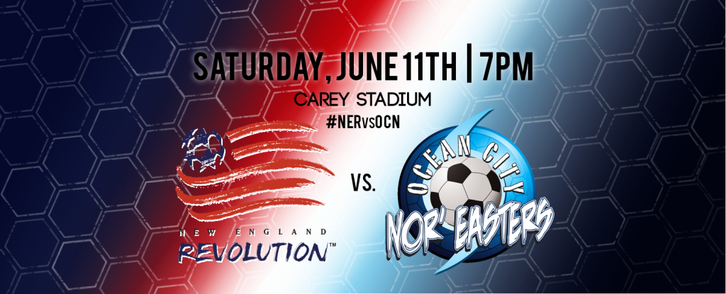 Nor'easters defeat New England Revolution U-23s, 3-1 (VIDEO)