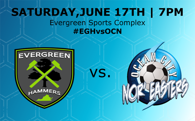 Preview: Nor'easters head to Virginia to face Evergreen FC on Saturday night