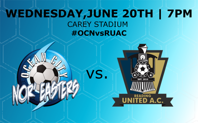 Preview: Ocean City looks to get revenge against first-place rival Reading United tonight