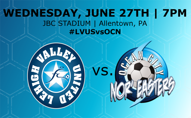 Preview: Nor'easters face Lehigh Valley in final road game Wednesday night
