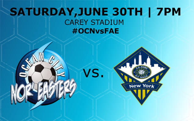 Preview: Playoff push continues as Nor'easters host FA Euro in first of six straight home games