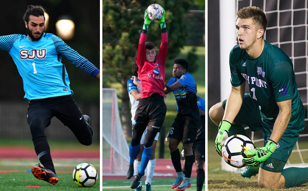Nor'easters continue strong tradition of talented goalkeepers with 2019 roster