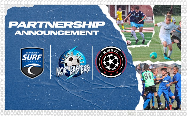 #Path2Pro: Nor'easters form partnership with SJEB FC, New Jersey Surf