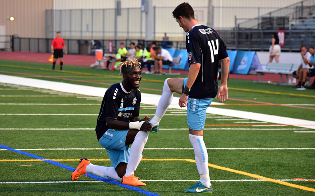2018 Nor'easters year in review: A US Open Cup run, nine league wins in PDL's toughest division