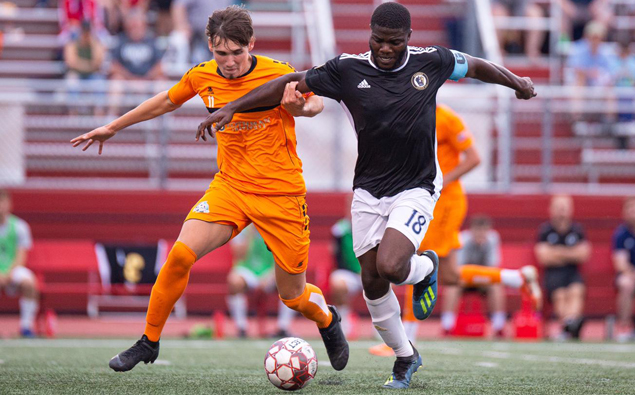 Nor'easters fall 2-0 on the road to unbeaten Reading United in 49th meeting between the clubs