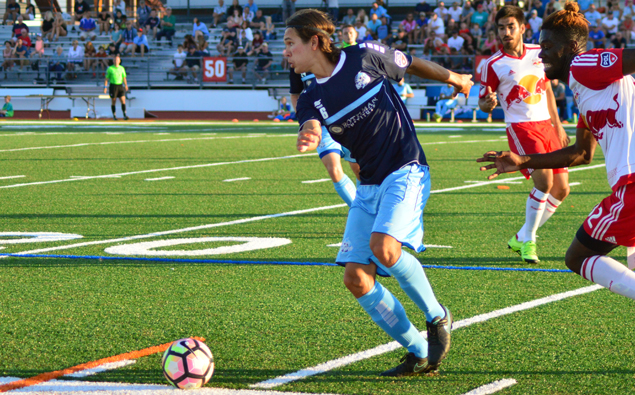 Nor'easters defender Daniel Kozma selected to All-Conference Team