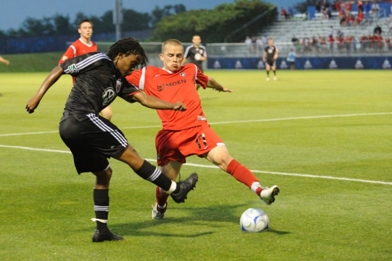 Barons' brave performance not enough, fall 2-0 to DC United in US Open Cup (VIDEO)