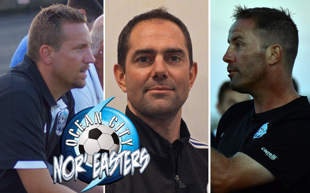 Three former head coaches form revamped Ocean City Nor'easters front office
