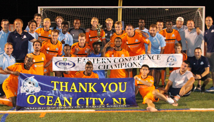 2016 season in review: Record-breaking performances lead Nor'easters to memorable Eastern Conference title