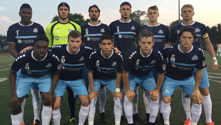 Miguel Jaime's brace not enough as Nor'easters fall to Jersey Express, 4-2