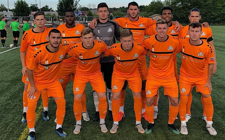 Nor'easters draw 2-2 with Red Bulls Under-23s after losing early lead