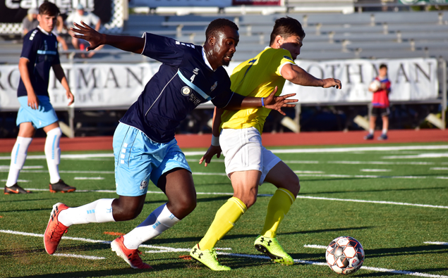 Nor'easters' win streak snapped in 4-2 home loss to Reading United