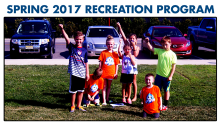Ocean City Nor'easters announce 2017 Spring Recreation Program