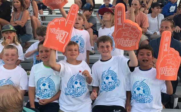 Nor'easters unveil game ticket specials for 2019 home games, free tickets for coaches at Beach House